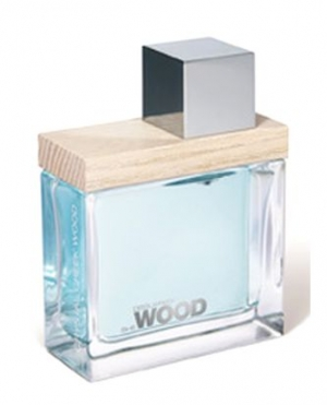 She Wood Crystal Creek Wood DSQUARED² de dama