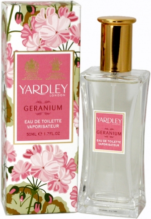Heritage Collection: Geranium Yardley de dama