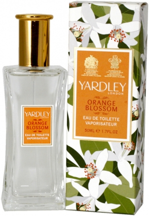 Heritage Collection: Orange Blossom Yardley de dama