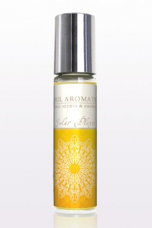 Solar Plexus Chakra Oil April Aromatics unisex