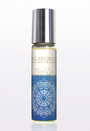 Third Eye Chakra Oil April Aromatics pour homme et femme
