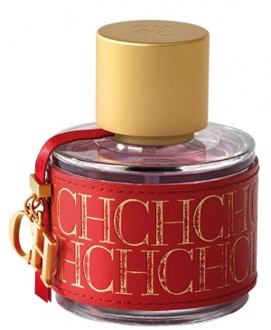 CH Red & Gold Carolina Herrera de dama