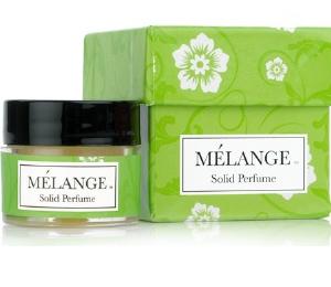 Melange Solid Perfume Green & Citrus Melange Perfume für Frauen und Männer