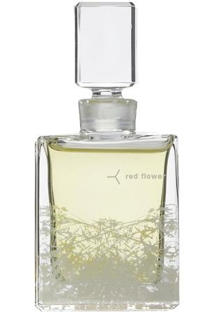 Ambrette Red Flower Organic Perfume pour homme et femme