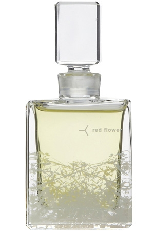 Ambrette Red Flower Organic Perfume unisex
