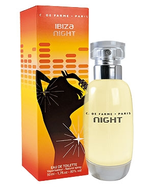 Ibiza Night Corine de Farme эмэгтэй