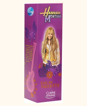 Hannah Montana Corine de Farme de dama