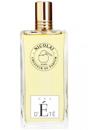 Eau d`Ete Nicolai Parfumeur Createur for women and men
