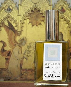 Sandalo Inspiritu DSH Perfumes dla kobiet i mężczyzn