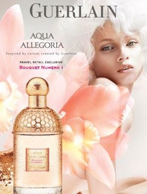 Aqua Allegoria Bouquet Numero 1 Guerlain for women