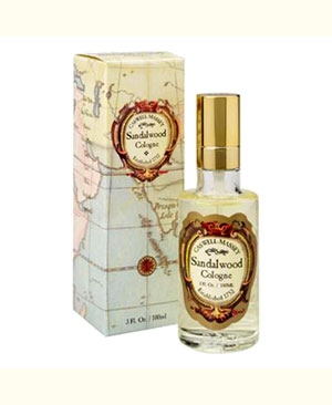 Sandalwood Caswell Massey pour homme et femme
