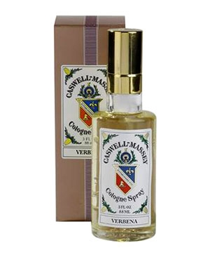 Verbena Caswell Massey pour homme et femme
