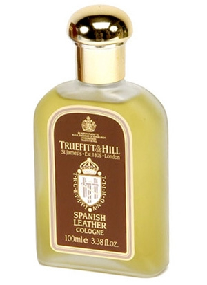 Spanish Leather Truefitt & Hill pour homme