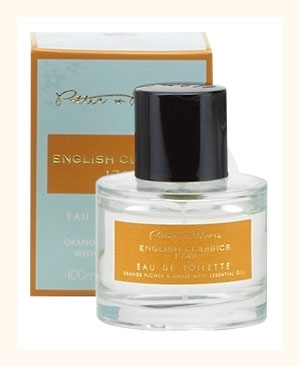 Orange Flower and Amber Potter & Moore para Mujeres