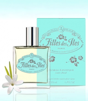 Floral Exotique Filles des Iles für Frauen