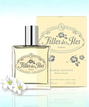Floral Sensuel Filles des Iles für Frauen