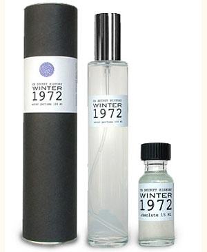 Winter 1972 CB I Hate Perfume für Frauen und Männer