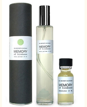 Memory of Kindness CB I Hate Perfume unisex