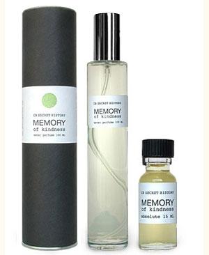 Memory of Kindness CB I Hate Perfume для мужчин и женщин
