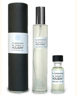 Mr Hulot's Holiday CB I Hate Perfume unisex