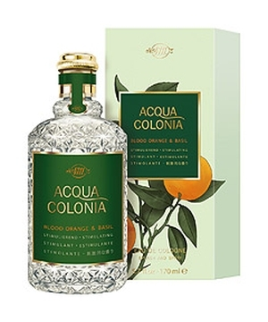 4711 Acqua Colonia Blood Orange & Basil Maurer & Wirtz unisex