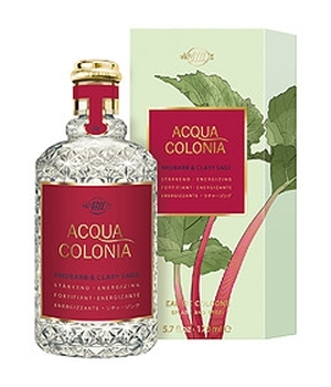 4711 Acqua Colonia Rhubarb & Clary Sage Maurer & Wirtz for women and men
