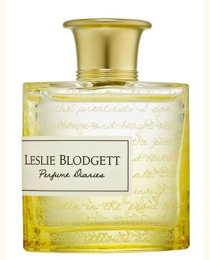 Perfume Diaries Golden Light Leslie Blogdett for women
