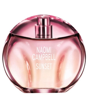 Sunset Naomi Campbell pour femme