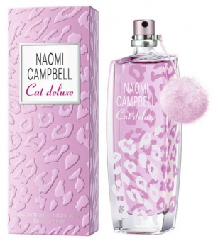 cat deluxe naomi campbell perfume a fragrance for women 2006. Black Bedroom Furniture Sets. Home Design Ideas