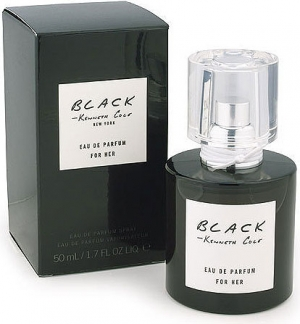 Black Kenneth Cole de dama