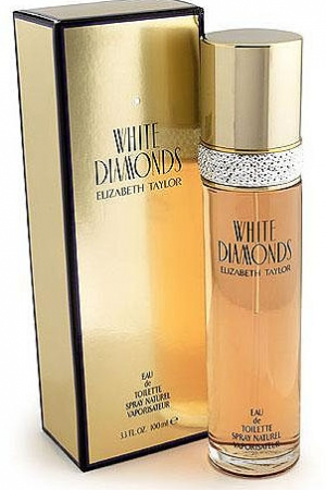 White Diamonds Elizabeth Taylor de dama