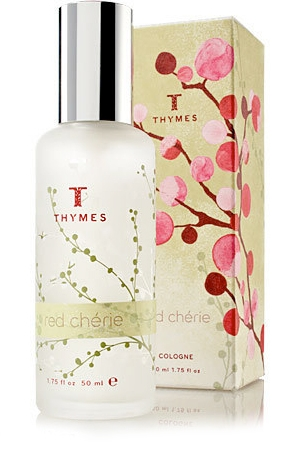 Red Cherie Thymes de dama