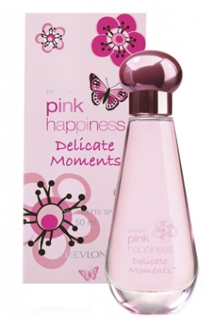Pink Happiness Delicate Moments Revlon de dama