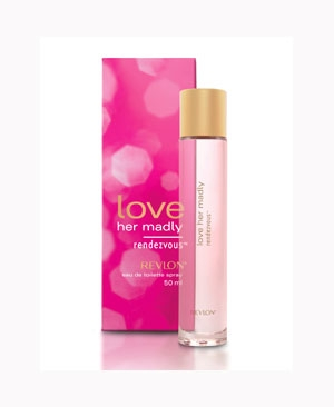 Love Her Madly Rendezvous Revlon para Mujeres