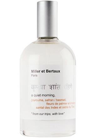 A Quiet Morning Miller et Bertaux unisex