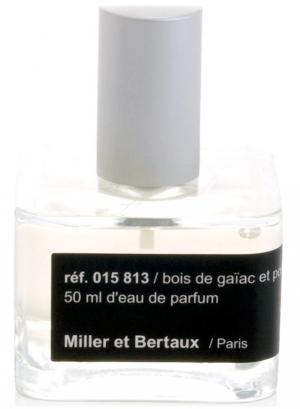 Bois de Gaiac et Poire Miller et Bertaux Feminino