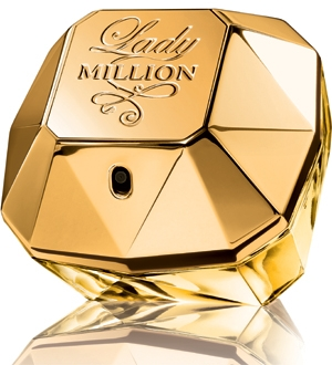 Lady Million Paco Rabanne للنساء