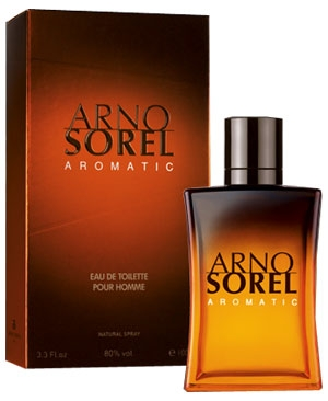 Aromatic Arno Sorel для мужчин