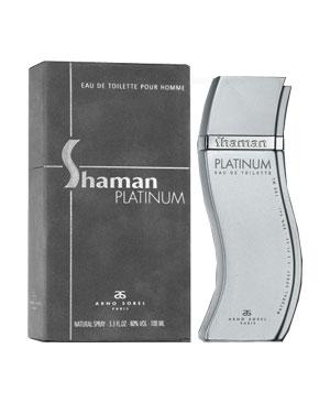 Shaman Platinum Arno Sorel de barbati
