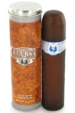 Cuba Blue Cuba Paris de barbati