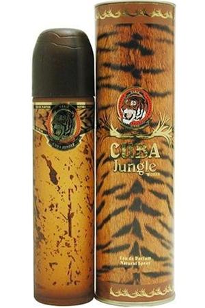 Cuba Jungle Tiger Cuba Paris de dama