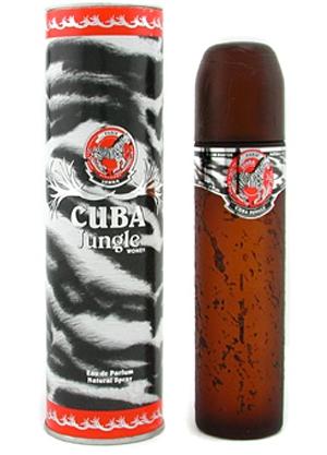 Cuba Jungle Zebra Cuba Paris pour femme