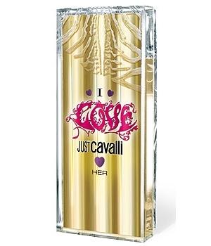 Just Cavalli I Love Her Roberto Cavalli für Frauen