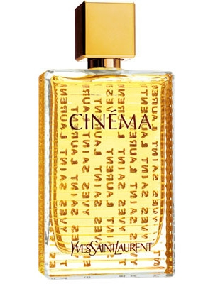 Cinema Yves Saint Laurent de dama