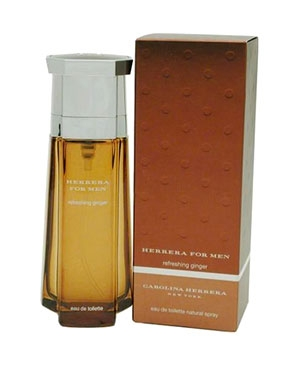Herrera for Men Refreshing Ginger Carolina Herrera pour homme