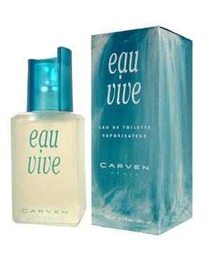 Eau Vive Carven pour femme