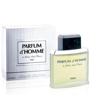 Parfum d'Homme Kristel Saint Martin für Männer