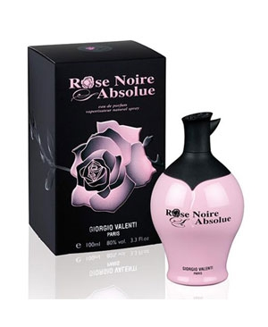 Rose Noire Absolue Giorgio Valenti pour femme