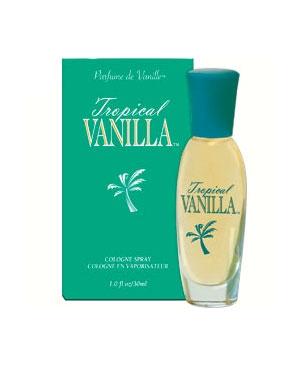 Tropical Vanilla Parfume de Vanille de dama