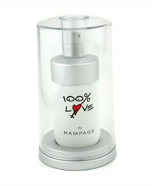 Rampage 100% Love Vapro International Feminino